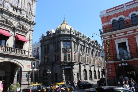 Centro de Puebla / Puebla downtown